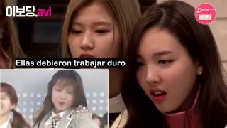 """[Sub. Español] TWICE - Reacción: """"Somi en Produce 101"""""""