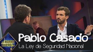 Pablo Casado y el estado de Cataluña:
