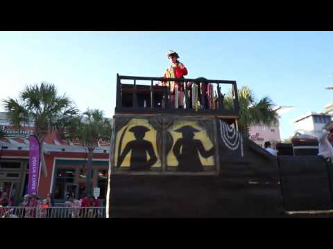 Pirates of the High Seas Panama City Beach plus Dave and Busters Fun!