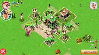 Gods of Olympus jogo parecido com o clash of clans porém... + recado no final do final do video