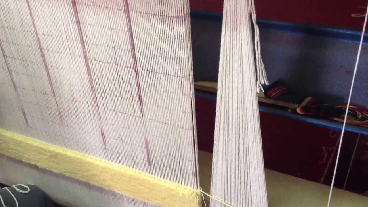 Thảm len trải sàn dệt tay tại xưởng hàng kênh Fine18