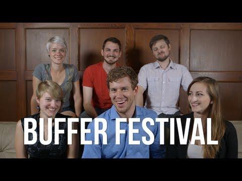 BUFFER FESTIVAL - Announcement Video - Corey Vidal and ApprenticeEh