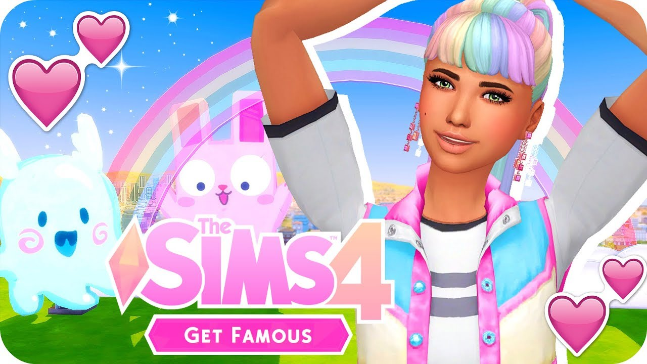 sims 4 get famous review