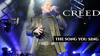 CREED - THE SONG YOU SING   LEGENDADO PT-BR/EN