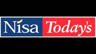 """""""Here's What's Happening At Nisa Today's!"""" In-Store Advert"""