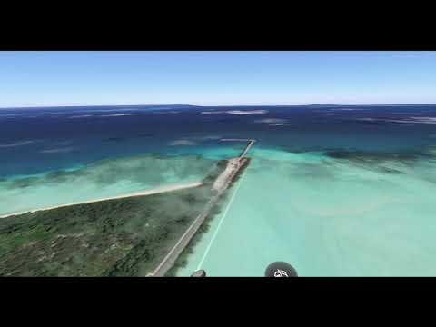 Google Earth VR - British Indian Ocean Territory