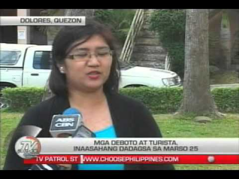TV Patrol Southern Tagalog - February 26, 2015
