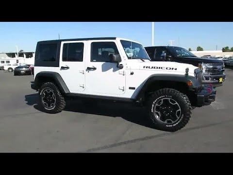 2013 Jeep Wrangler Unlimited Rubicon 10th Anniversary Sacrato ...
