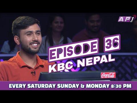 KO BANCHHA CROREPATI    KBC Nepal    SEASON 01    EPISODE 36    FULL EPISODE