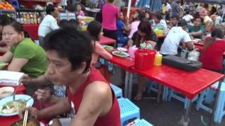 Myanmar 2016: China Town in Yangon ミャンマー:ヤンゴンの中華街