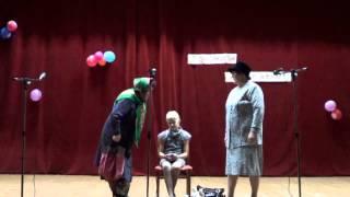 Сценка ' Бабушки и внучка '