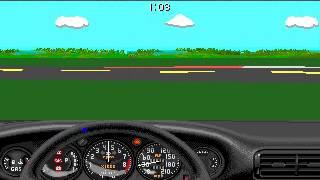 Stunts (PC, 1990) Gameplay