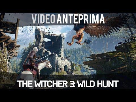 The Witcher 3 - Video Anteprima - Gameplay ITA HD