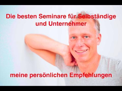 Die besten Seminare für Selbständige und Unternehmer, www.4ster.de Klaus Forster