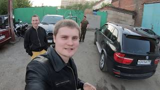 АВТОСЕРВИС: TSI SKODA, BMW X5, Mazda