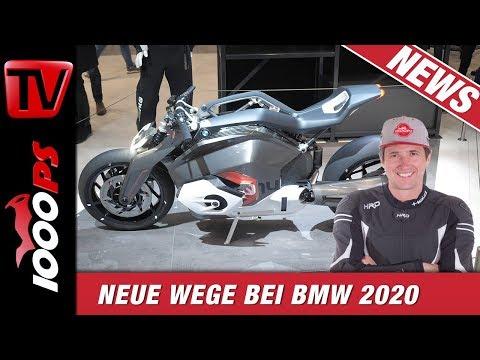 Kleine Supermotos von BMW? Interview über neue Wege bei Modellen mit Timo Resch, BMW Motorrad