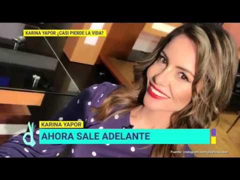 Karina Yapor habla sobre el infierno que vivió con Andrade y Gloria Trevi | De Primera Mano