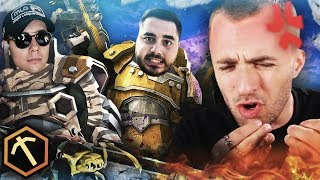 UNE ÉQUIPE D'IDIOTS ! 😡 (Deep Rock Galactic ft. Locklear, Doigby)