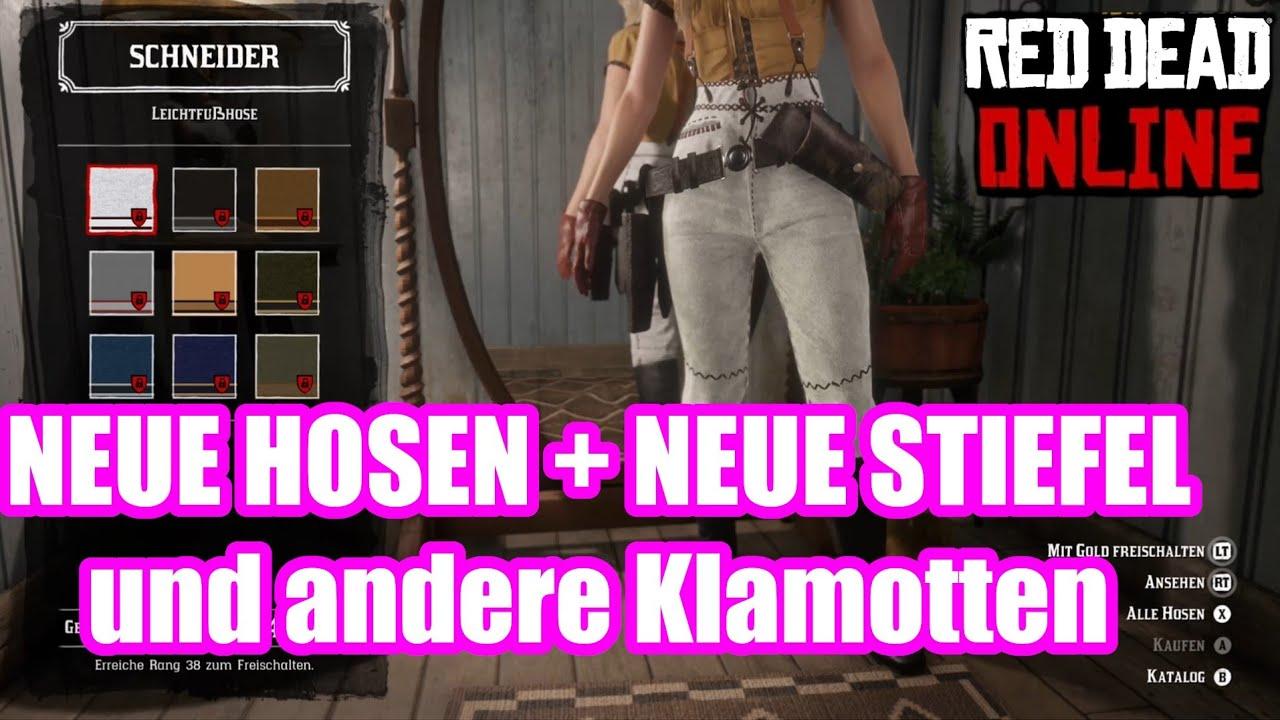 neue klamotten kw 25 red dead redemption 2 online deutsch