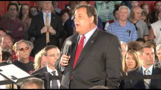 Governor Christie: The Greatest Social Program In The World Is A Job