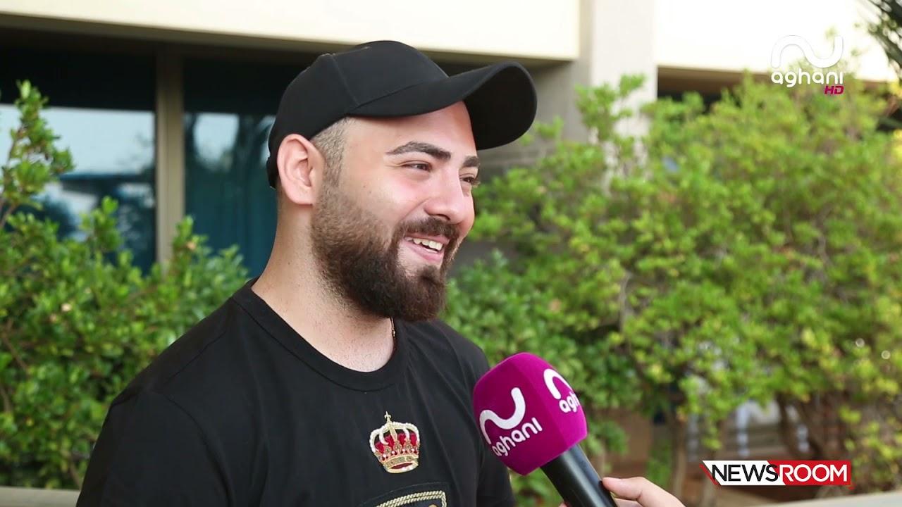 محمد باشا: عائلتي الفنية دعمتني وهذا ما حصل معي في كواليس أغنيتي
