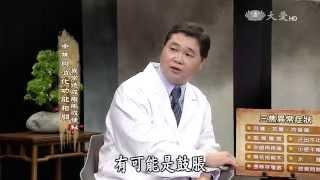 【看中醫】20150502 - 中醫藏象學 - 三焦