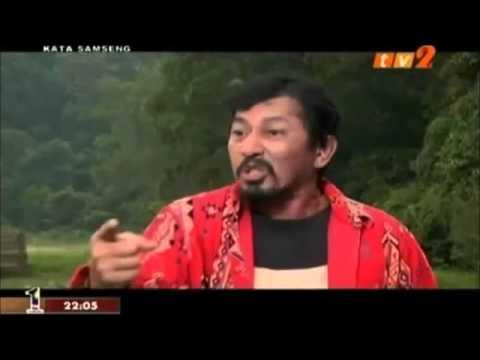 Telemovie Kata Samseng Part 1 Bukan KL Gangster ; Rosyam Nor Eman Manan Nasir Bilal Khan
