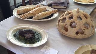 Colonial Cooking in Williamsburg