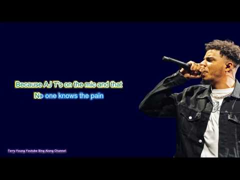 AJ Tracey - Ladbroke Grove (Sing Along) Lyrics