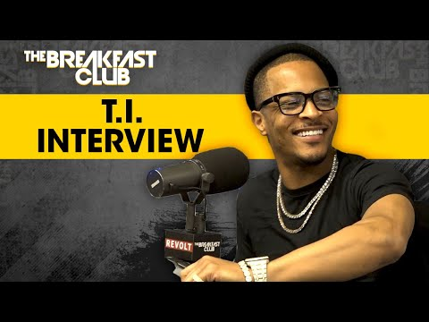 T.I. On Kanye West, Iggy Azalea Blunder, Hip-Hop Lists, 'ExpediTIously' Podcast + More