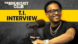 T.I. On Kanye West, Iggy Azalea Blunder, Hip-Hop Lists, 'ExpediTIously' Podcast + More