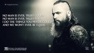 """Aleister Black 1st and NEW WWE Theme Song - """"Root of All Evil"""" with download link + lyrics!"""