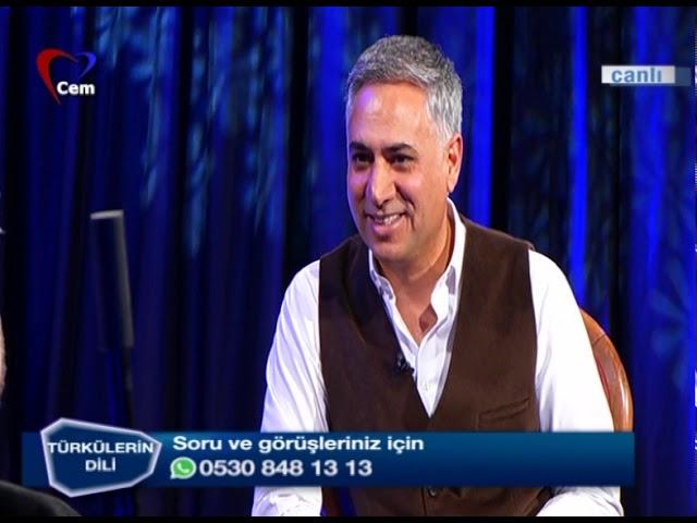 Mehmet Ekici ile Türkülerin Dili 14 Ocak 2020