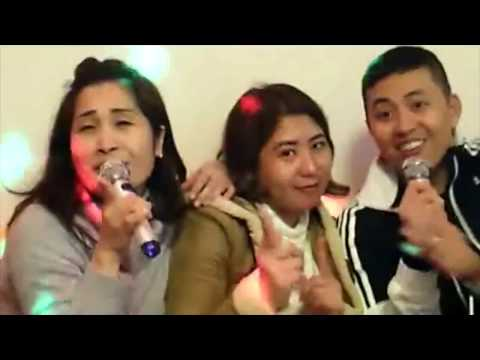 Karaoke Time with Friends - Sapporo, Hokkaido, Japan