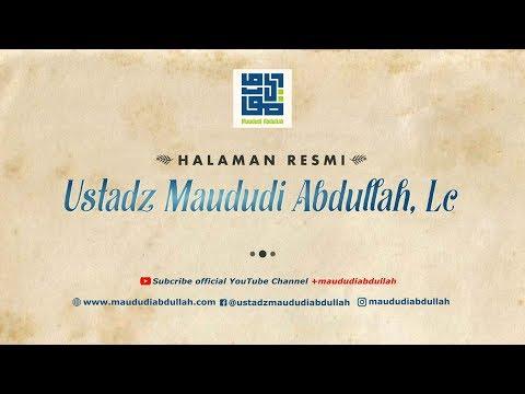 [LIVE] Kasih Sayang Allah Kepada Hamba - Ustadz Maududi Abdullah, Lc