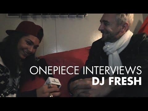 OnePiece Interviews: DJ Fresh