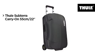 Thule Subterra Carry-On 36L 3203447 видео
