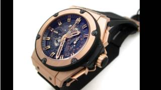Hublot Big Bang King Power Unico 18k Rose Gold   Ref# 701.OX.0180.RX