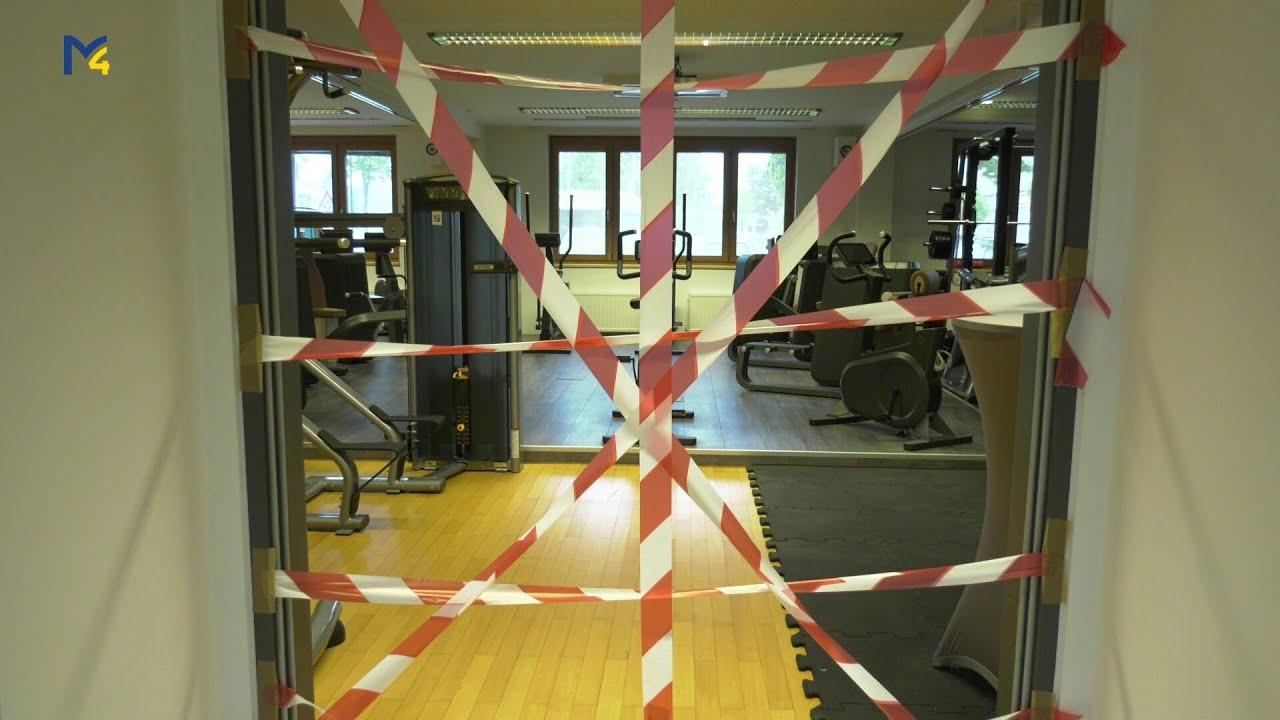 Fitnessstudios Corona