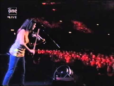 The Corrs Give Me a Reason Live Wembley
