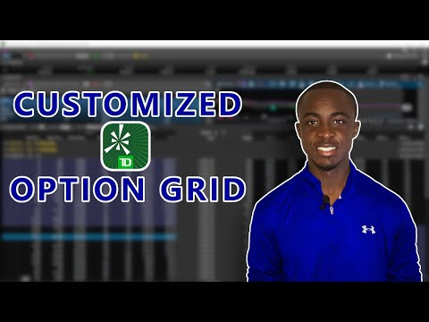 CALL OPTIONS AND PUT OPTIONS EXPLAINED | THINKORSWIM TUTORIAL FOR BEGINNERS | PATTERNOLOGY LAB 101