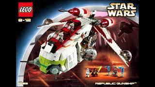 ТОП 5 Лучших Наборов Lego Star Wars!