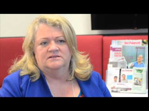 Achieve Australia CEO Anne Bryce talks about NDIS