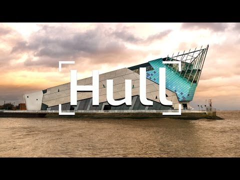 HULL: UK CITY OF CULTURE 2017 | ENGLAND TRAVEL VLOG #5