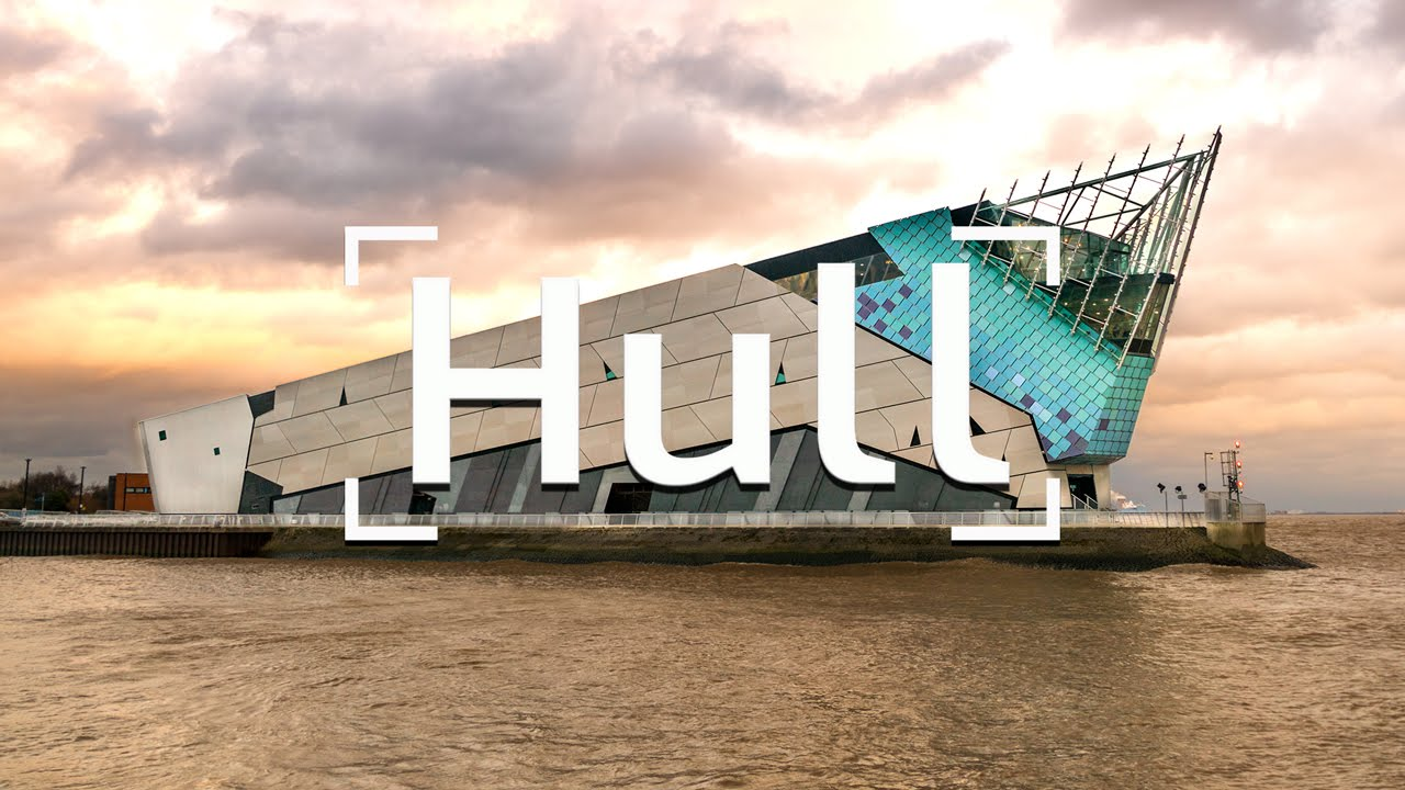 HULL: UK CITY OF CULTURE 2017 | ENGLAND TRAVEL VLOG #5