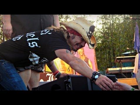 Bret Michaels Concert - YouTube
