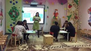 Видео Деловая игра «Профессиональная компетентность современного педагога ДОУ»