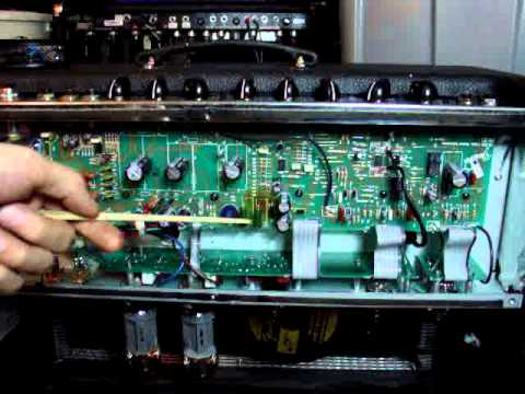 Fender Hot Rod Deluxe Wiring Diagram Layer Soil Profile The Two Main Problems In Deville Blues Amplifiers Youtube