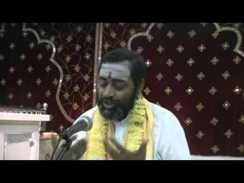 Lalita Sahasranamam - Day1 - Brahmasri Shanmukha Sarma - NJ 2014-06-06