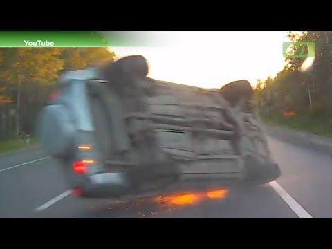 Авария на трассе Нижневартовск-Мегион